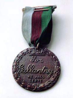 Медаль Марии Дикин (Dickin Medal)