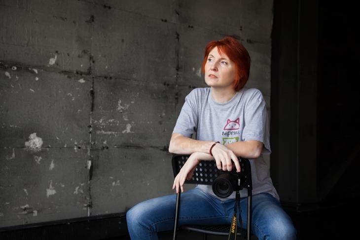 Таня Кравченко